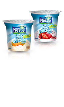 NESTLÉ FRUIT SELECTION YOGURT