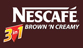 NESCAFÉ 3IN1 BROWN N CREAMY