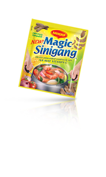 Magic Sinigang