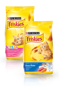 Friskies product